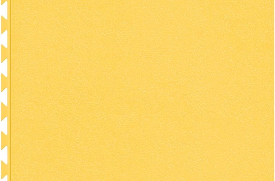 6.5mm Smooth Flex Tiles - Yellow