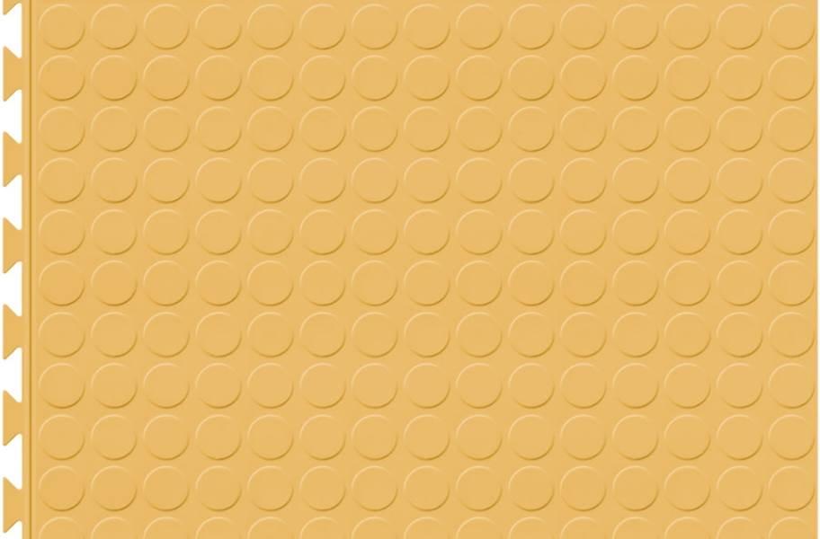 6.5mm Coin Flex Tiles - Designer Series - Butternut