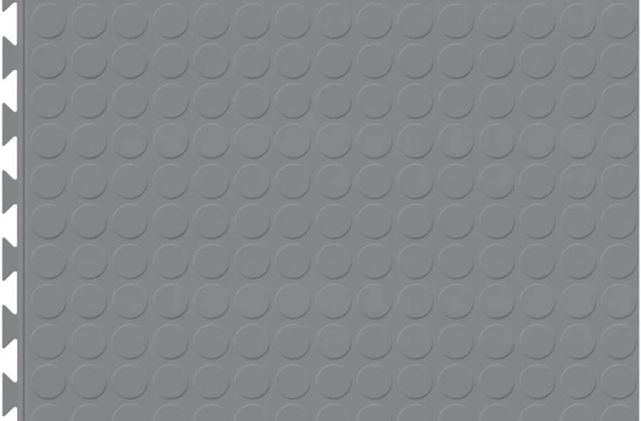 6.5mm Coin Flex Tiles - Designer Series - Light Gray