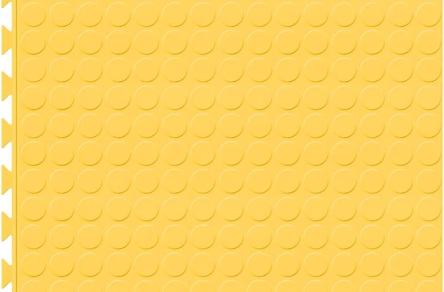 6.5mm Coin Flex Tiles - Designer Series - Yellow