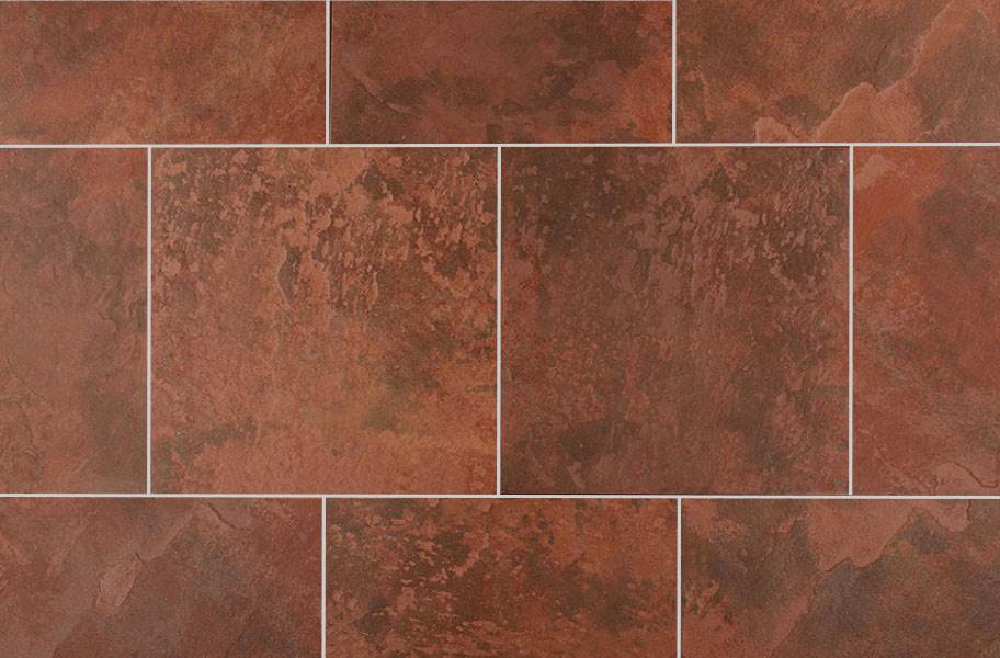 Daltile Continental Slate - Indian Red