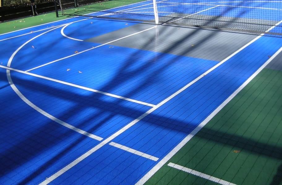 Premium Outdoor Sports Tiles
