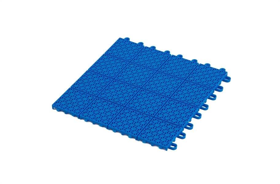 Premium Outdoor Sports Tiles - Royal Blue