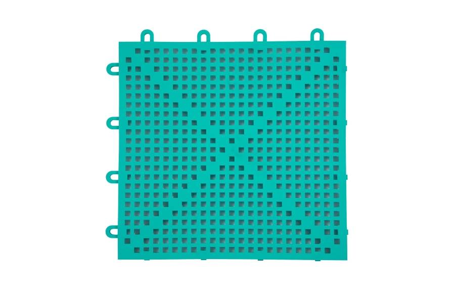 Soft Flex Tiles - Teal Green