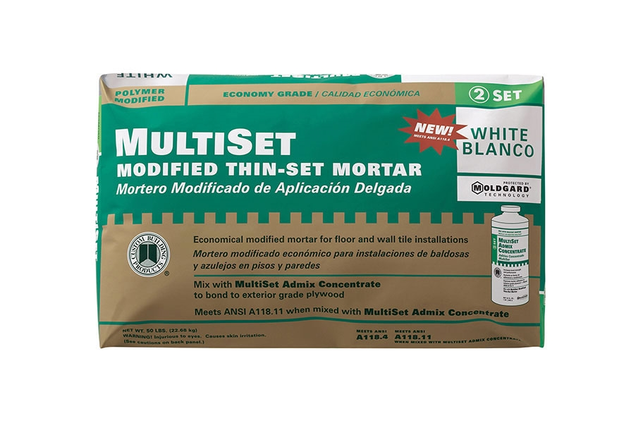 MultiSet Small Tile Mortar
