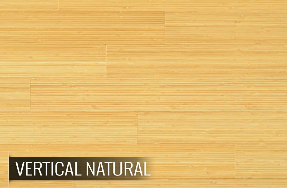 Natural Bamboo - Anji Collection