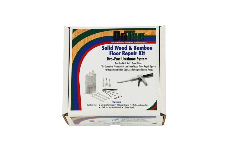 Solid Wood & Bamboo Floor Repair Kit