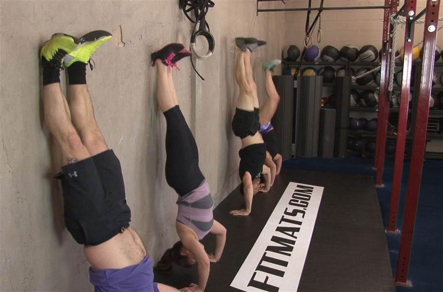 FlexFit Elite Fitness Mat