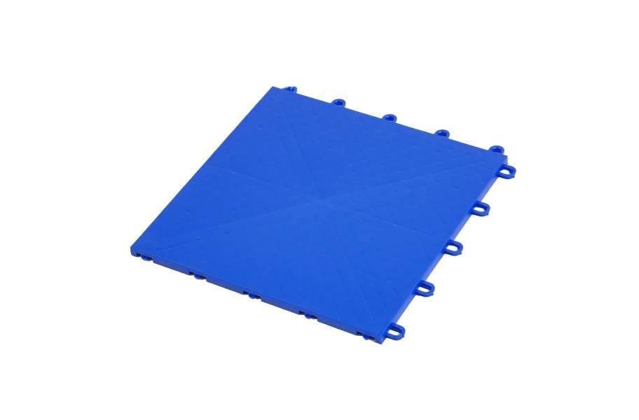 Premium Indoor Sports Tiles - Blue