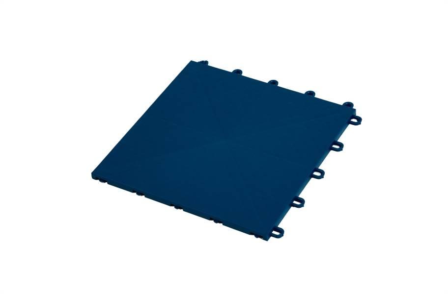 Premium Indoor Sports Tiles - Navy Blue