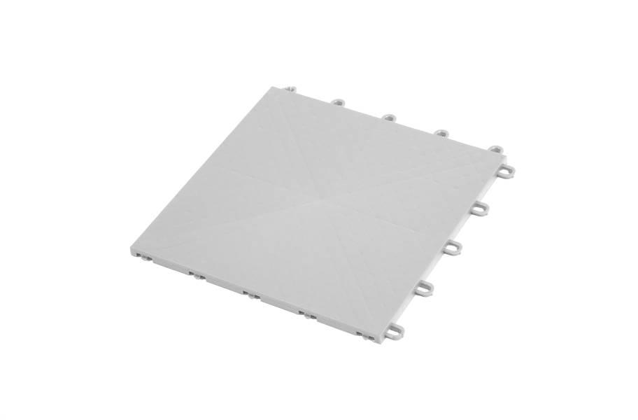 Premium Indoor Sports Tiles - Silver