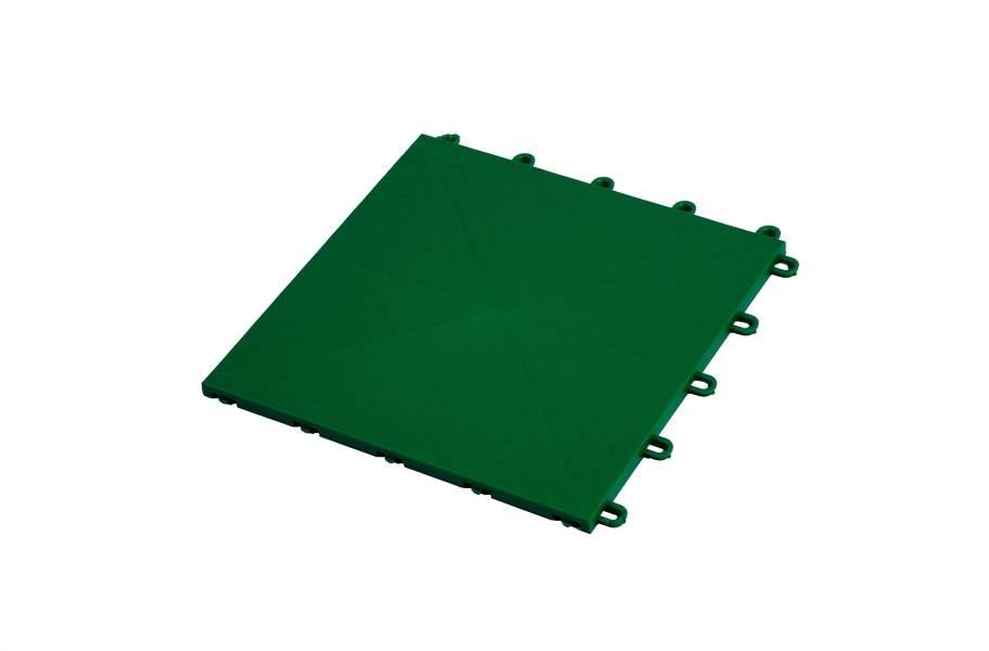 Premium Indoor Sports Tiles - Sport Green