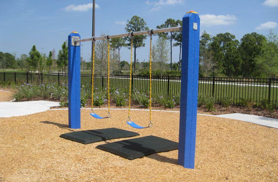 Swing Safety Mats
