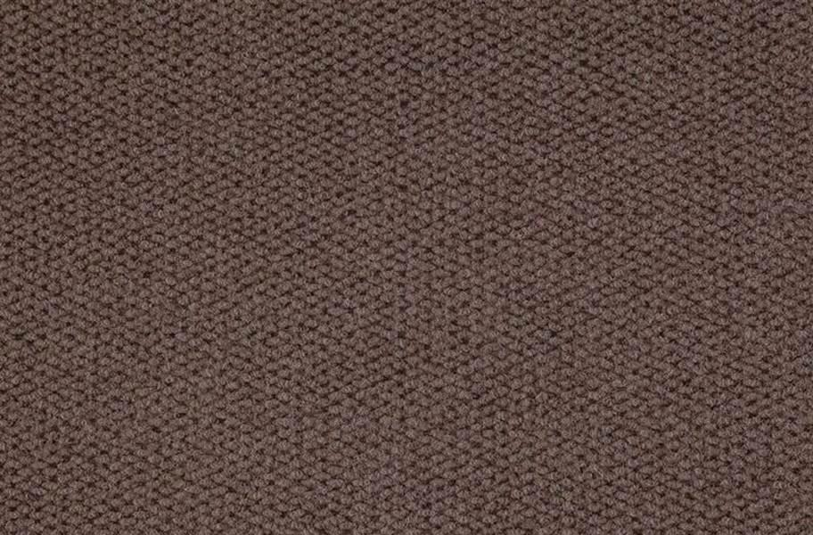Premium Hobnail Carpet Tiles - Espresso