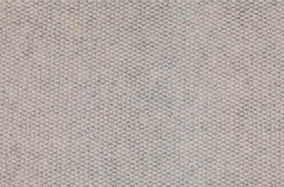 Premium Hobnail Carpet Tiles - Oatmeal