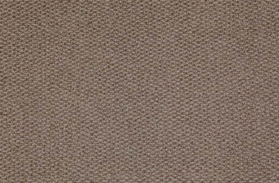 Premium Hobnail Carpet Tiles - Taupe