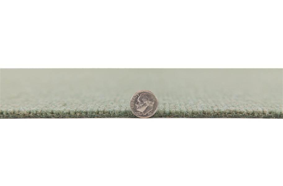 Premium Ribbed Carpet Tiles - Denim