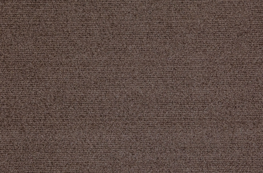 Premium Ribbed Carpet Tiles - Shadow