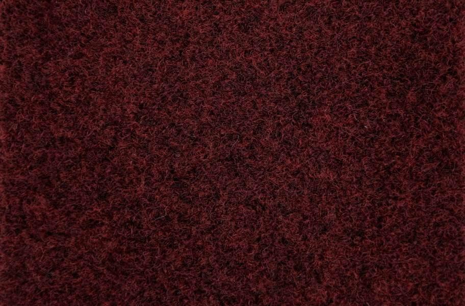 Eco-Soft Carpet Trade Show Kits - Burgundy