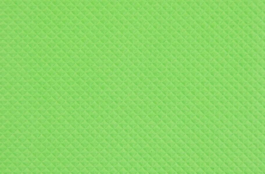 Premium Soft Tile Trade Show Kits - Lime Green