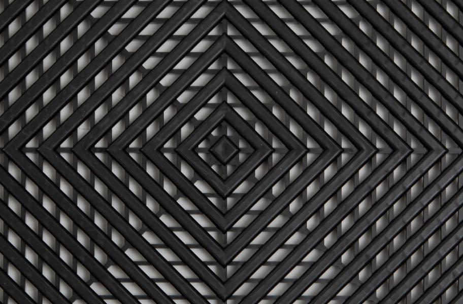 Nitro Tiles - Vented Black