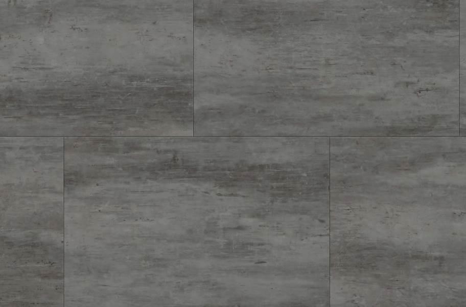 "COREtec Plus 18"" Waterproof Vinyl Tiles - Weathered Concrete"