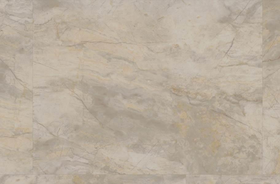 "COREtec Plus 18"" Waterproof Vinyl Tiles - Antique marble"