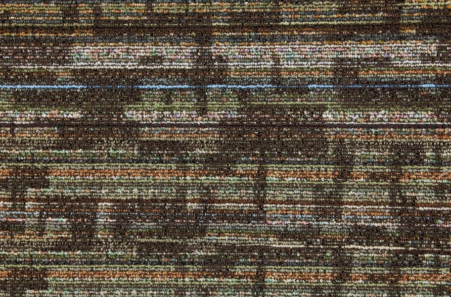 Compound Carpet Tile - Mudslide