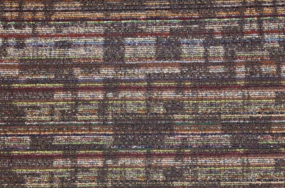 Compound Carpet Tile - Smoky Martini