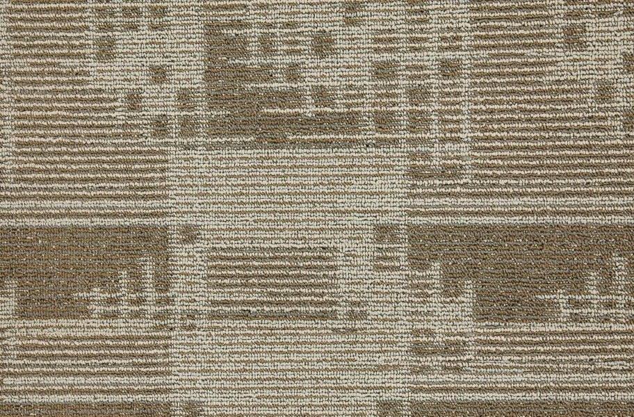 Set In Motion Carpet Tile - River Rock