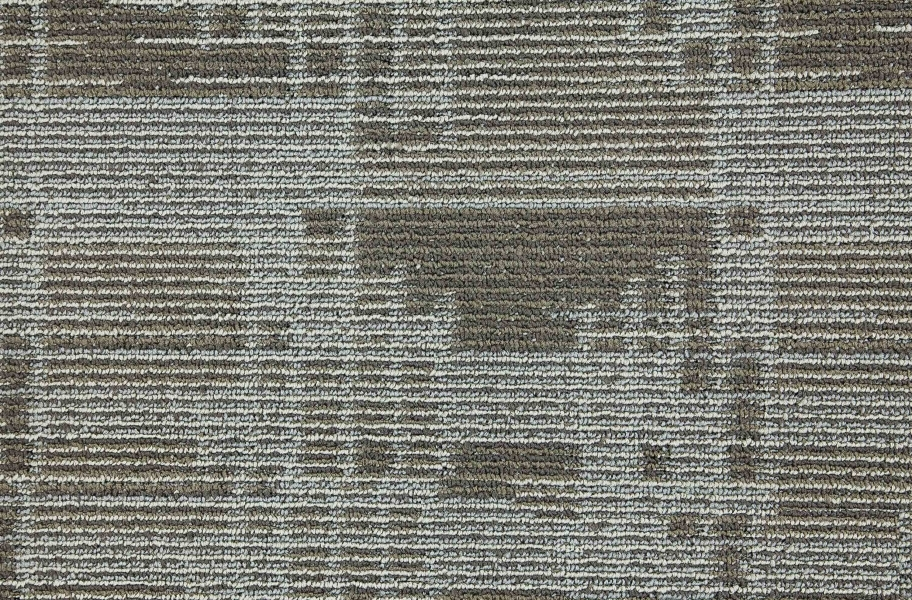 Mohawk Set In Motion Carpet Tile - Titanium