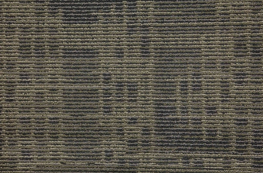 Set In Motion Carpet Tile - Graphite