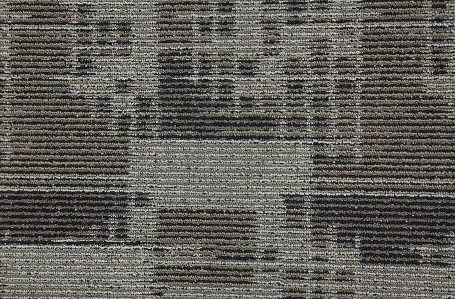 Set In Motion Carpet Tile - Ironworks
