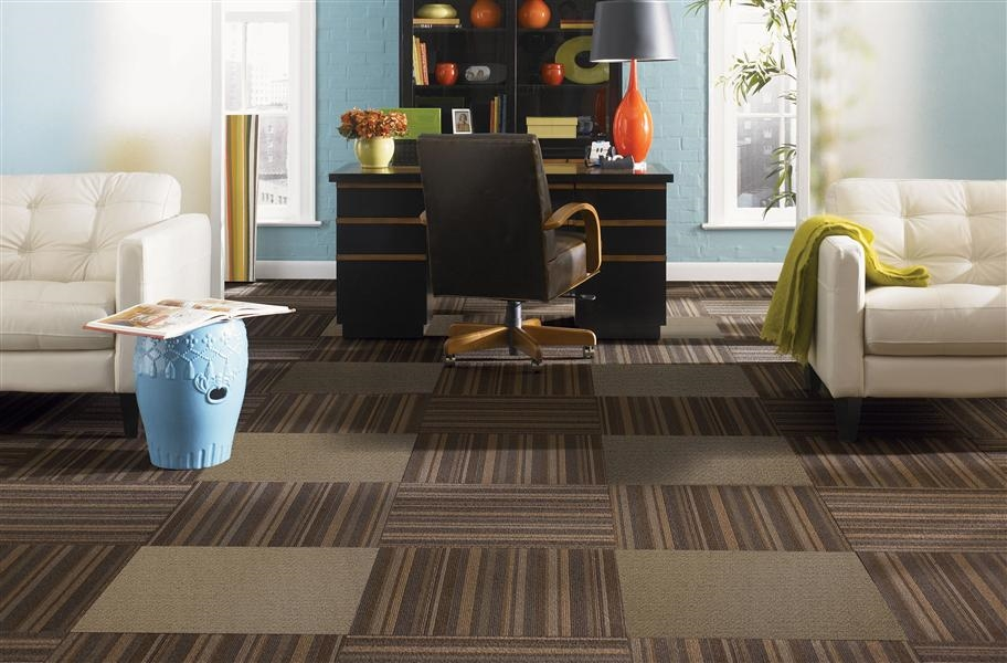 Mohawk Color Pop Carpet Tile