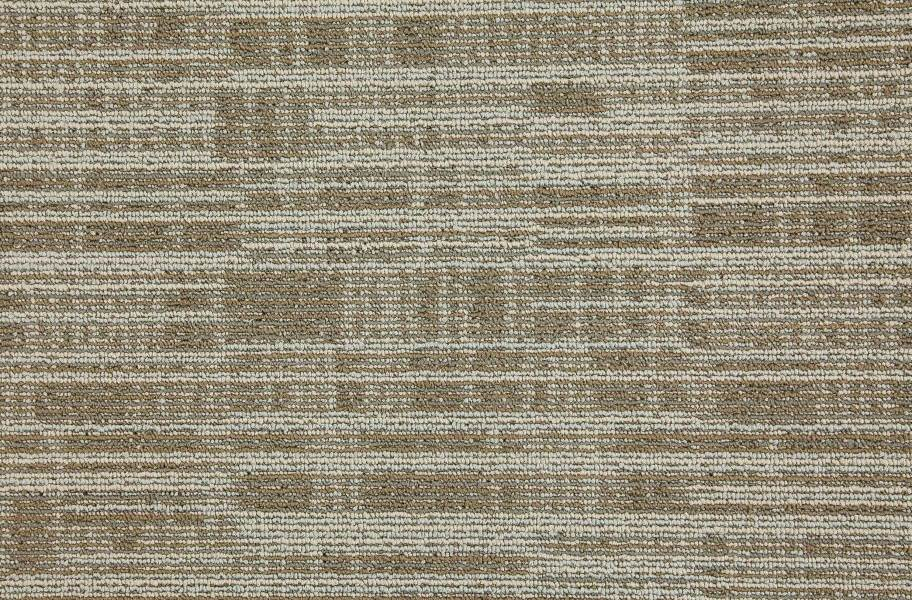Mohawk Get Moving Carpet Tile - River Rock