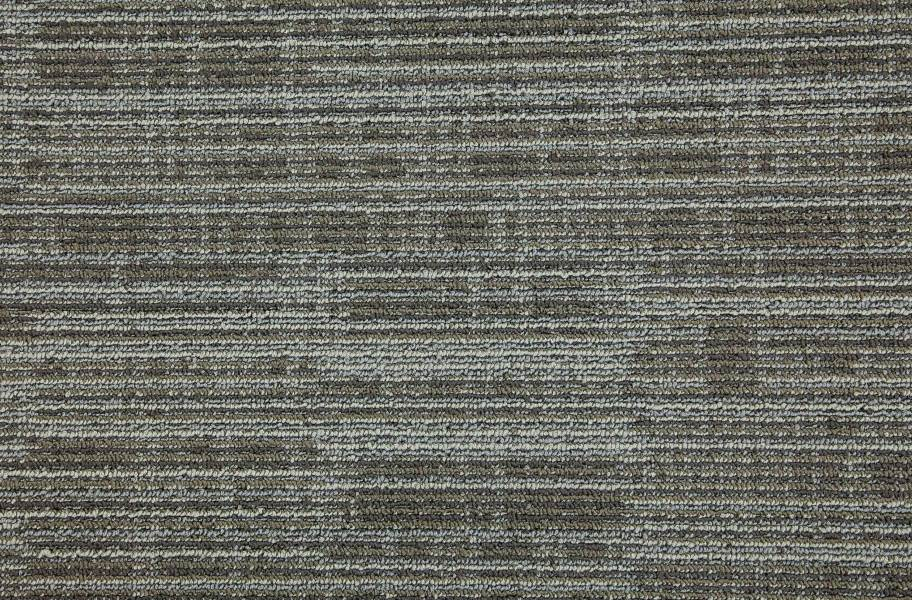 Mohawk Get Moving Carpet Tile - Titanium