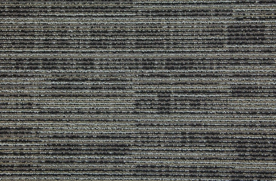Mohawk Get Moving Carpet Tile - Ironworks