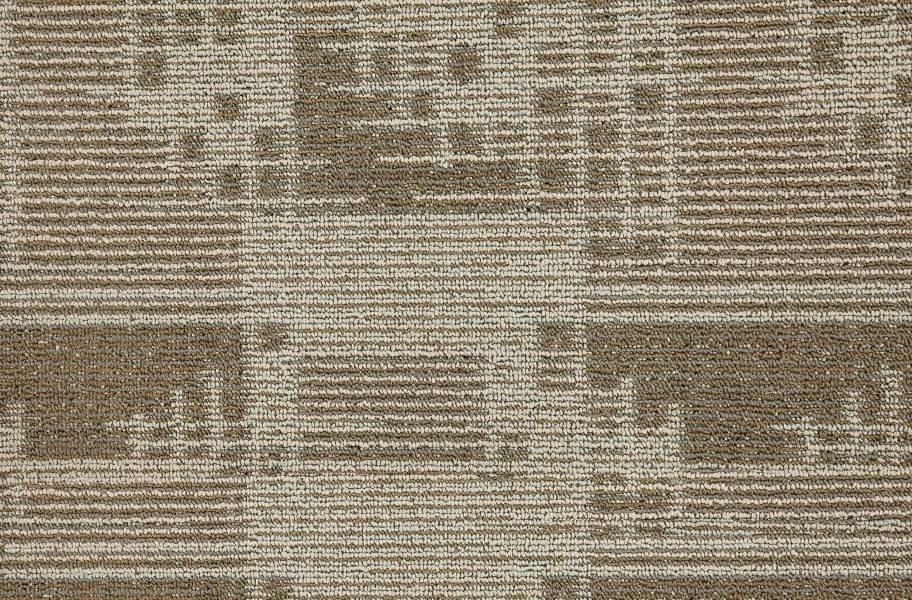Mohawk Set In Motion Carpet Tile - River Rock