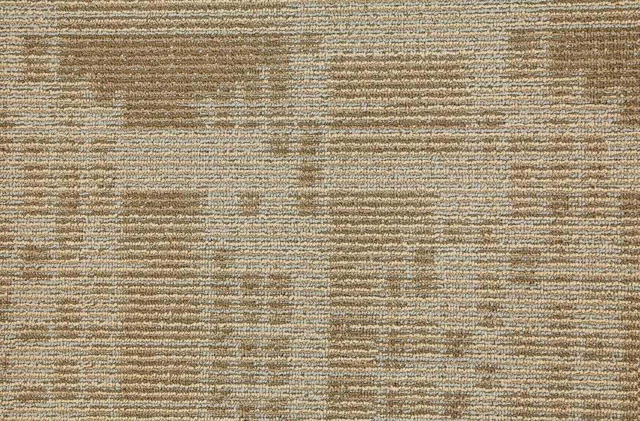 Mohawk Set In Motion Carpet Tile - Sandstone