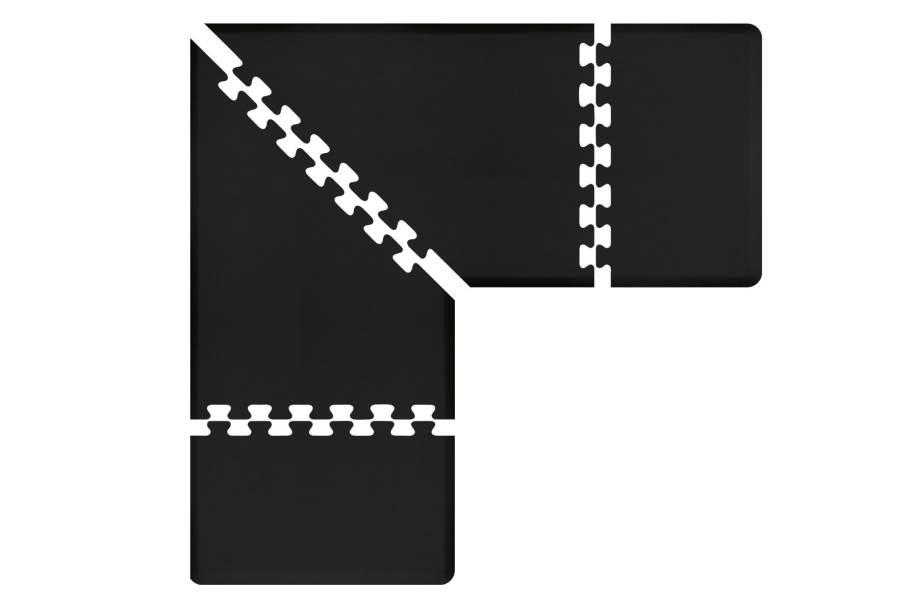 WellnessMats PuzzlePiece - 3' Wide L Series - WellnessMats PuzzlePiece - 3' Wide L Series