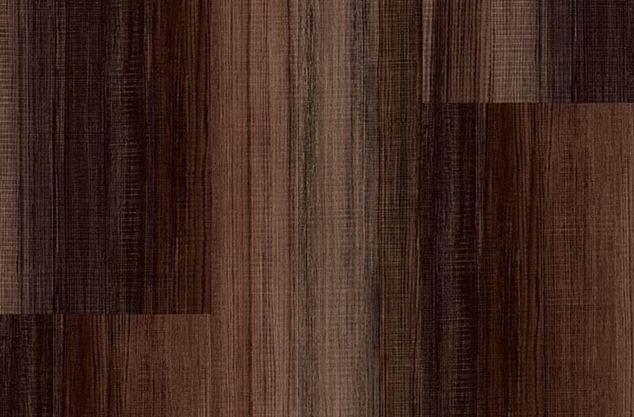 Abstract Loose Lay Vinyl Planks - Mocha