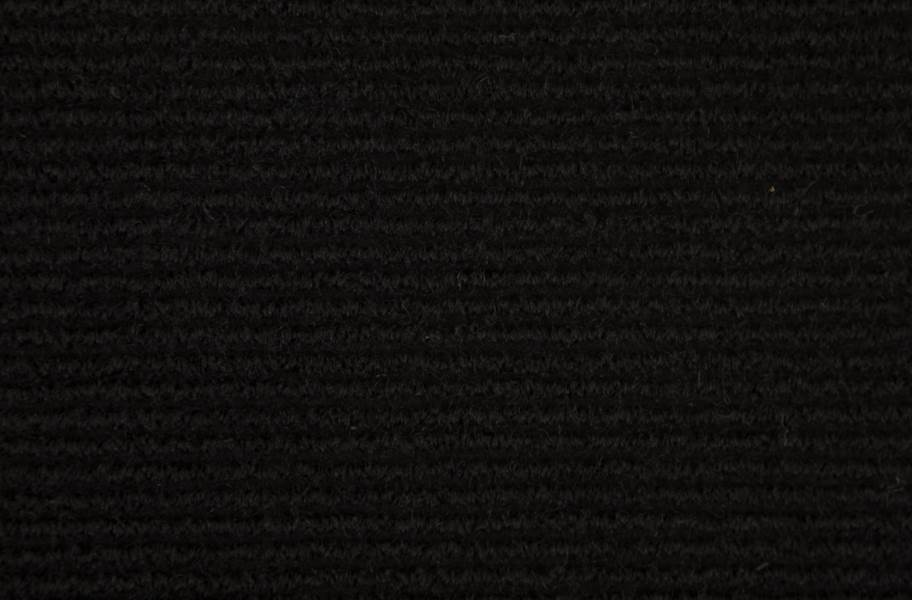 Berber Carpet Tiles - Black