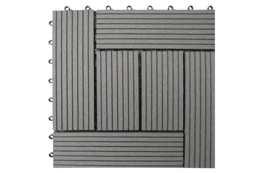 Naturesort Deck Tiles (6 Slat)