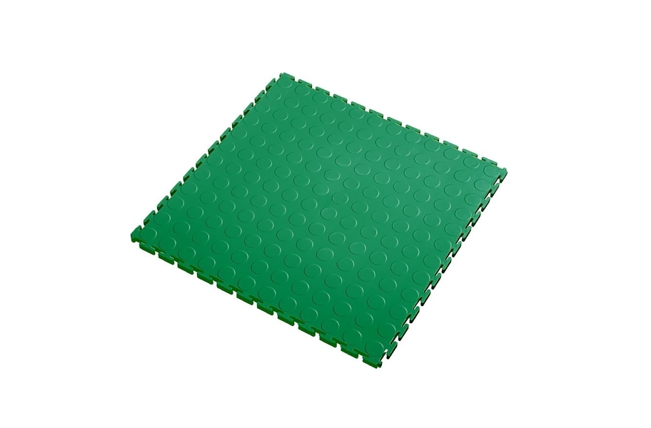 7mm Coin Flex Tiles - Green