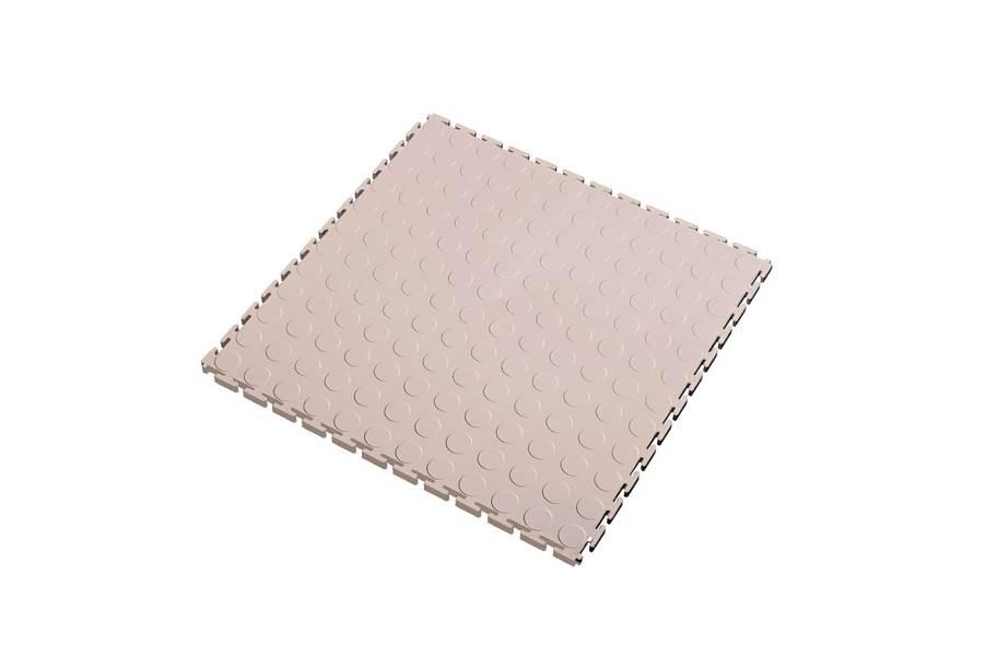 7mm Coin Flex Tiles - Tan