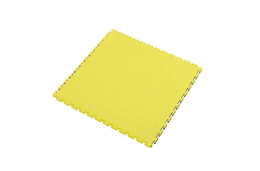 7mm Coin Flex Tiles - Yellow