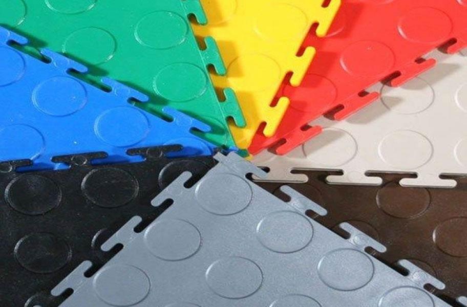 7mm Coin Flex Tiles