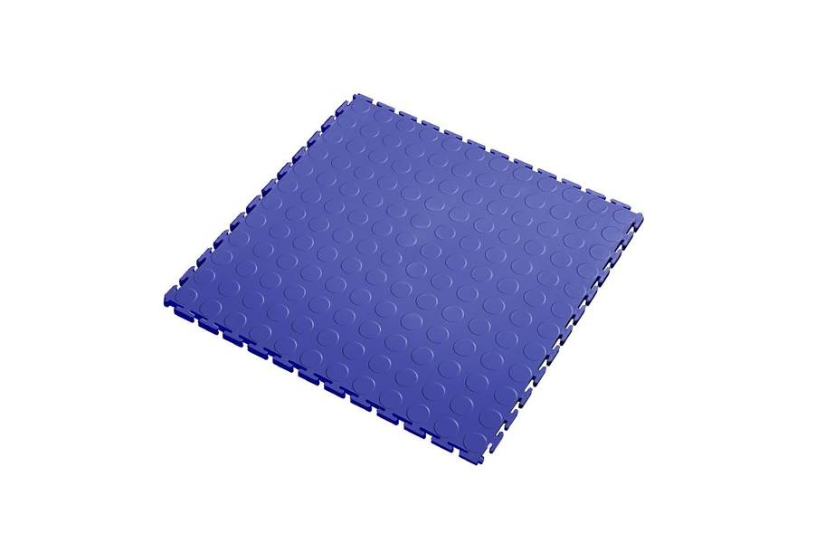 7mm Coin Flex Tiles - Blue