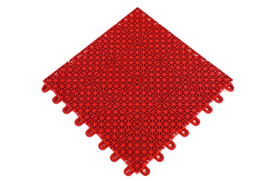 Mateflex III - Bright Red