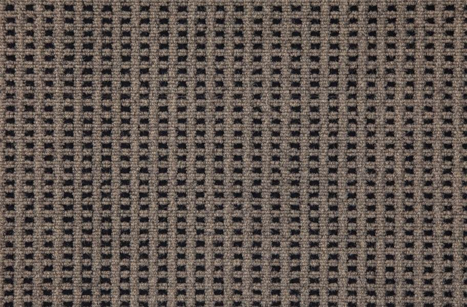 Interweave Carpet Tiles - Chestnut